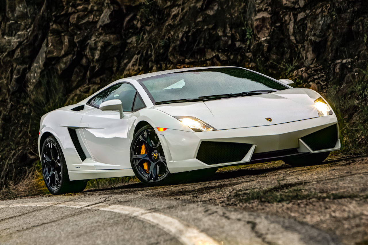 Lamborghini Gallardo Photography