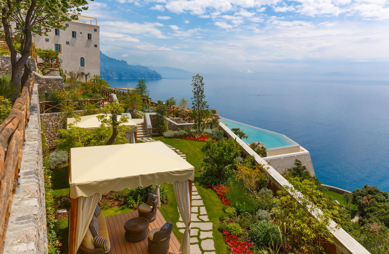 Monastero Santa Rosa Resort Photography