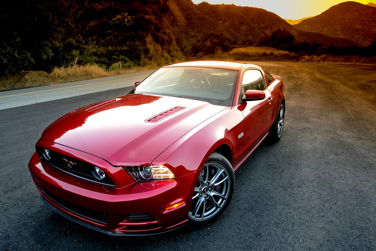 Ford Mustang Photography